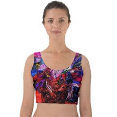 Dscf2197   Copy   Gift From Africa And Rhino Velvet Crop Top