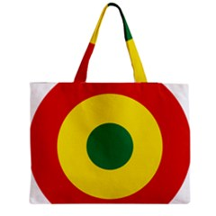 Roundel Of Bolivian Air Force Medium Tote Bag by abbeyz71