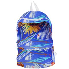 Dscf1385   Sunflowers In Ceramic Jur Foldable Lightweight Backpack