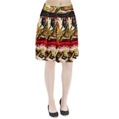 Dscf2283   Mountain Landscape Pleated Skirt