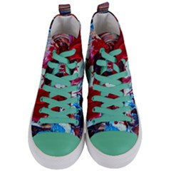 Dscf2258   Point Of View 1 Women s Mid Top Canvas Sneakers