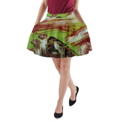 Dscf3217   Parthenon A Line Pocket Skirt by bestdesignintheworld