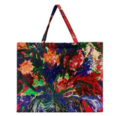 Dscf1979   Copy (2)   Secret Gift Zipper Large Tote Bag by bestdesignintheworld