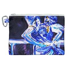 Dscf1939 Ballet Dancers 1 Canvas Cosmetic Bag (xl)