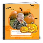 Pumpkin Patch - 8x8 Photo Book (20 pages)
