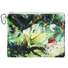 In The Nest And Around 4 Canvas Cosmetic Bag (xxl)