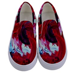 Dscf2258   Point Of View1/1 Kids  Canvas Slip Ons