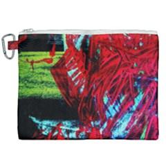 Japaneese Canvas Cosmetic Bag (xxl) by bestdesignintheworld