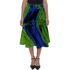 Point Of Equilibrium 2 Perfect Length Midi Skirt