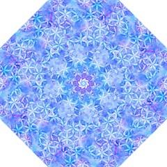 Flower Of Life Paint Pattern 8jpg Straight Umbrellas by Cveti