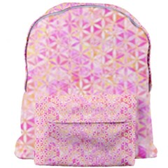 Flower Of Life Paint Pattern 9 Giant Full Print Backpack
