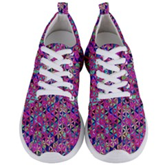 Flower Of Life Paint Pattern 10 Men s Lightweight Sports Shoes