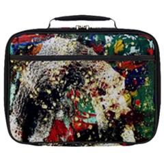 Wet Kiss 2 Full Print Lunch Bag by bestdesignintheworld