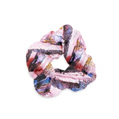 Egg In The Duck   Needle In The Egg 3 Velvet Scrunchie by bestdesignintheworld