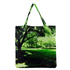 Lake Park 14 Grocery Tote Bag by bestdesignintheworld