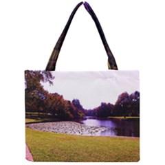 Highland Park 7 Mini Tote Bag by bestdesignintheworld