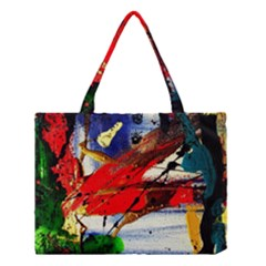 Catalina Island Not So Far 1 Medium Tote Bag by bestdesignintheworld