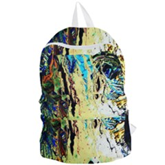 Light Of Candles Chandellier 8 Foldable Lightweight Backpack