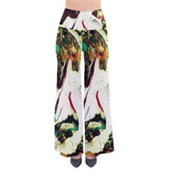 Skull 2 So Vintage Palazzo Pants by bestdesignintheworld