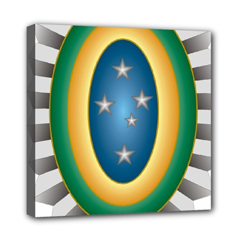 Seal Of The Brazilian Army Multi Function Bag by abbeyz71