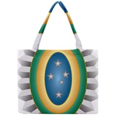 Seal Of The Brazilian Army Mini Tote Bag by abbeyz71