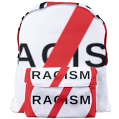 No Racism Giant Full Print Backpack by demongstore