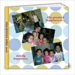 philippines - 8x8 Photo Book (20 pages)