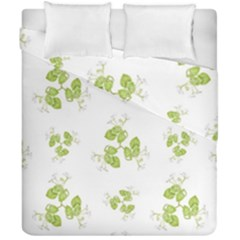 Photographic Floral Decorative Pattern Duvet Cover Double Side (california King Size) by dflcprints