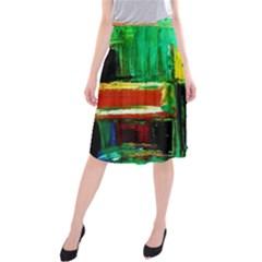 Marakesh 5 Midi Beach Skirt by bestdesignintheworld