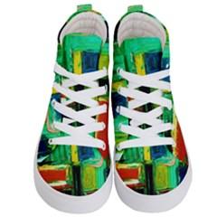 Marakesh 5 Kid s Hi Top Skate Sneakers