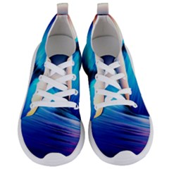 Rolling Waves Women s Lightweight Sports Shoes