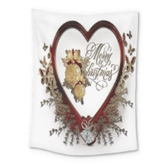 Christmas Décor Decoration Winter Medium Tapestry by Sapixe
