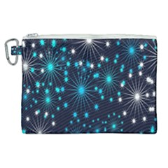Wallpaper Background Abstract Canvas Cosmetic Bag (xl) by Sapixe
