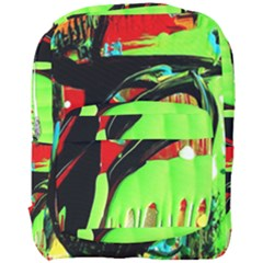 Quiet Place Full Print Backpack by bestdesignintheworld