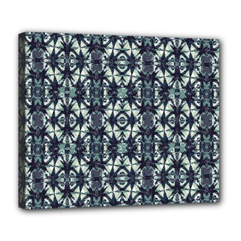 Intersecting Geometric Design Deluxe Canvas 24  X 20