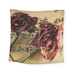Sheet Music Manuscript Old Time Square Tapestry (small) by Sapixe