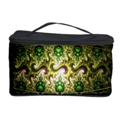 Fractal Art Digital Art Cosmetic Storage Case by Sapixe