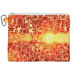 Board Conductors Circuits Canvas Cosmetic Bag (xxl) by Sapixe