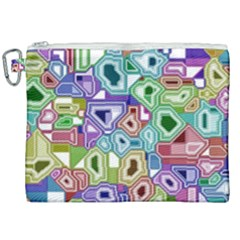 Board Interfaces Digital Global Canvas Cosmetic Bag (xxl)