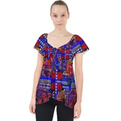 Board Interfaces Digital Global Lace Front Dolly Top