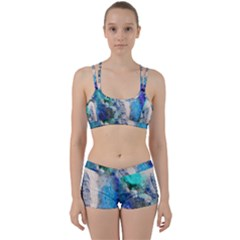 Blue Sensations Women s Sports Set