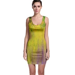 Artscape 1   Coming Of Spring Bodycon Dress