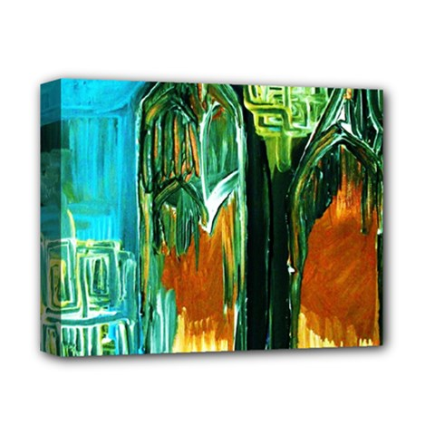 Ceramics Of Ancient Land 2 Deluxe Canvas 14  X 11