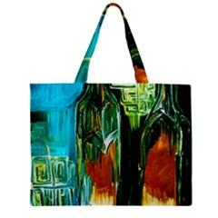 Ceramics Of Ancient Land 2 Zipper Mini Tote Bag by bestdesignintheworld