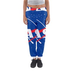 Nasa Logo Women s Jogger Sweatpants