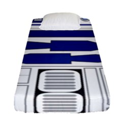 R2 Series Astromech Droid Fitted Sheet (single Size)
