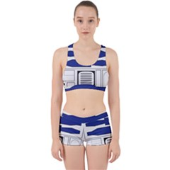 R2 Series Astromech Droid Work It Out Gym Set