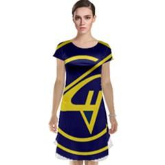 Sukhoi Cap Sleeve Nightdress