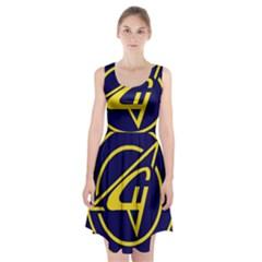 Sukhoi Racerback Midi Dress