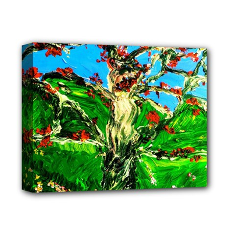 Coral Tree 2 Deluxe Canvas 14  X 11  by bestdesignintheworld